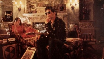 Lou Reed in the 1983 comedy Get Crazy