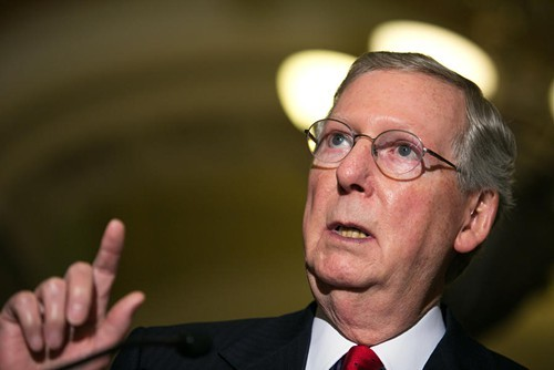 Mitch McConnell, lover of hemp growers everywhere