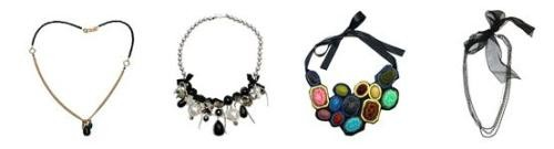 Necklaces at Art Effect