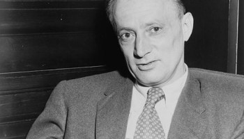 Nelson Algren, who was a columnist for Chris Chandlers Free Press
