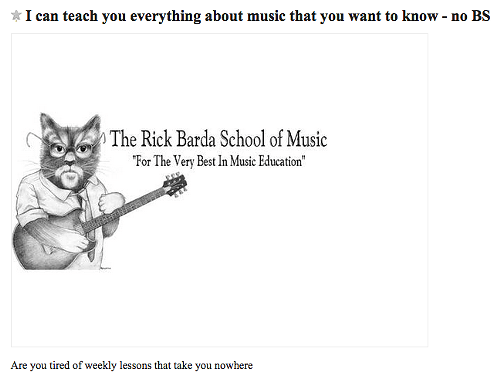 No BS, just personalized lessons from a were-cat.