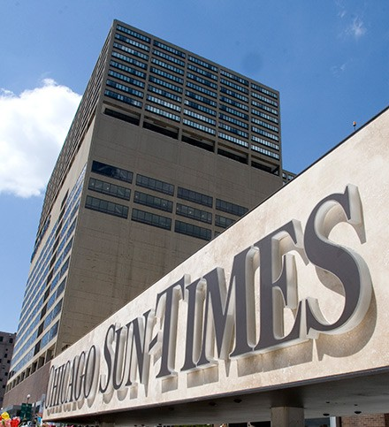 Sun-Times Media is bringing back four photographers