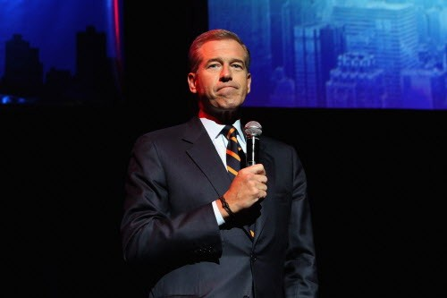 The danger Brian Williams was most in was the danger of letting his little story run away from him.