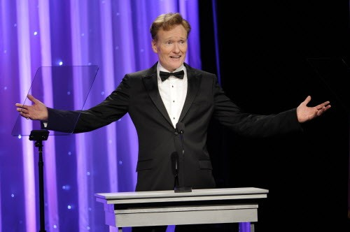 The first business for America after the embargo with Cuba is lifted? Film Conan there.