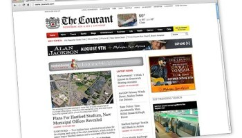 The Hartford Courant still produces excellent journalism, but how will it fare under newly spun off Tribune Publishing?