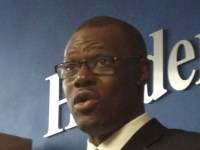 The Tenth district has spoken: Derrick Smith for reelection!