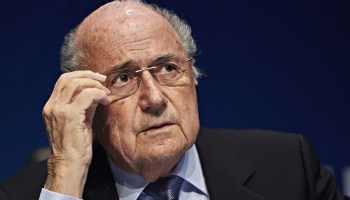 Sepp Blatter is also the name of a minor character in the next Star Wars movie