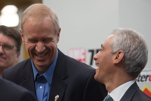 Rauner, Rahm, or Madigan—whos lyin when he oughta be truthin?