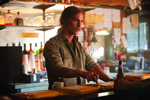 Well miss you Rust Cohle, most lovable nihilist.