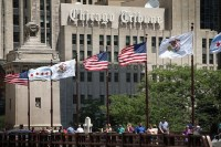 Whats with all the confusion at Tribune headquarters?