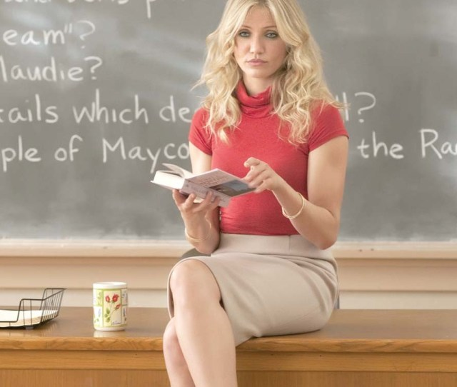 Teachers Being Naughty But The Movie Shes In Is Good