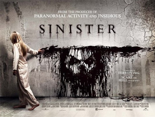Sinister - best halloween movies