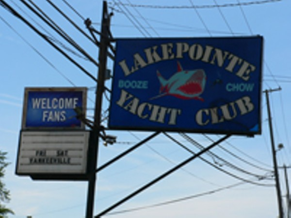 Lakepointe Yacht Club Greater Detroit Area American