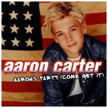 Image result for aaron carter aaron's party