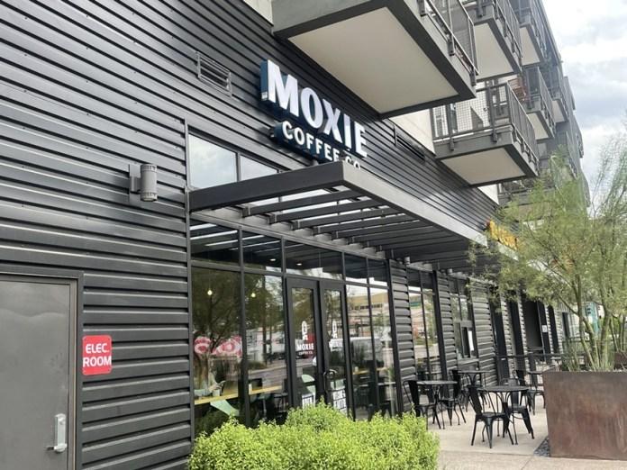 Moxie Coffee - MOXIE COFFEE