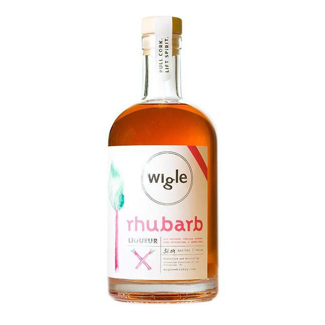 Wigle Rhubarb Liquer