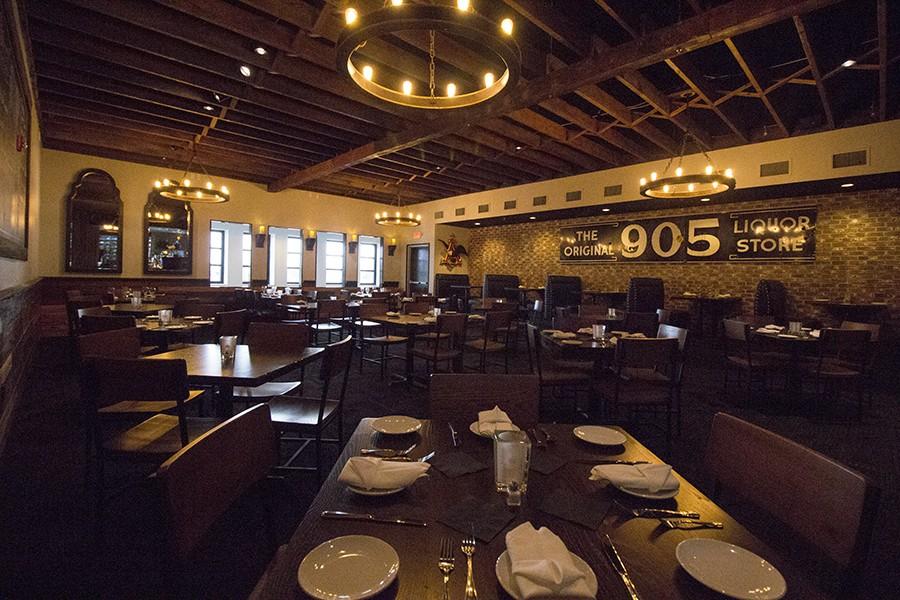 Steakhouse St Louis Missouri