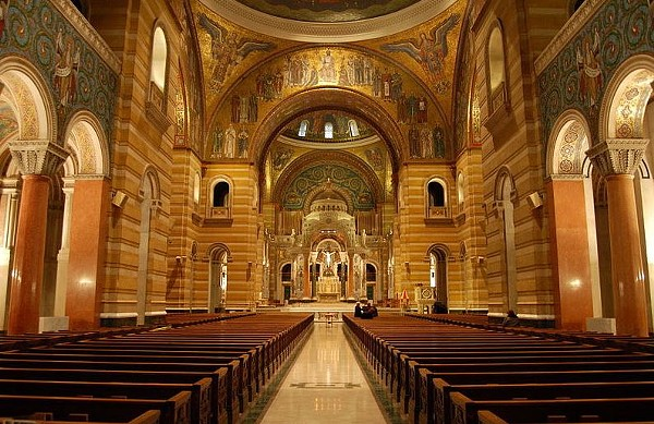 St Louis Archdiocese Condemns Gay Marriage Lectures