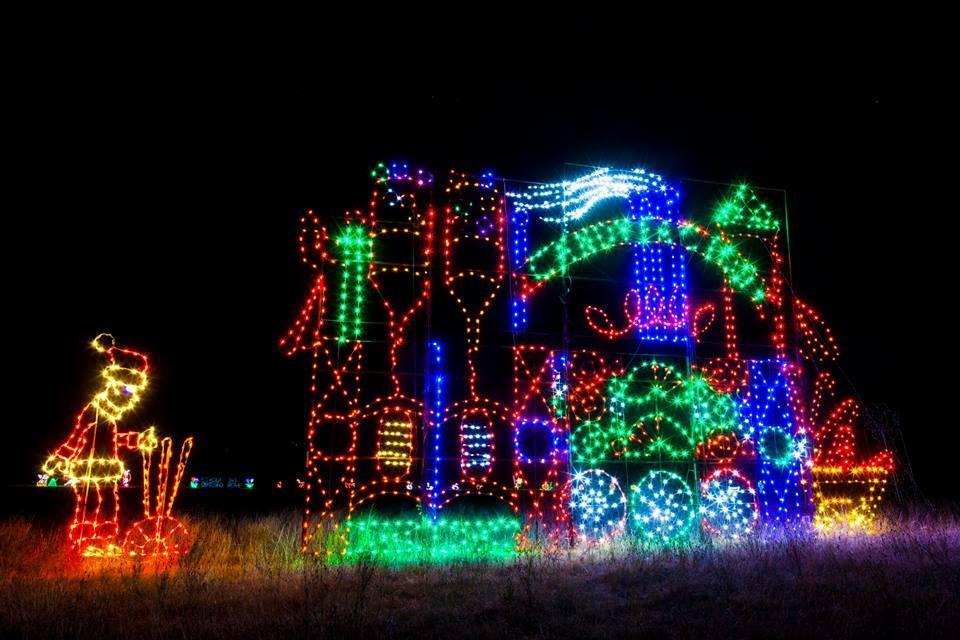 Festival Lights San Antonio