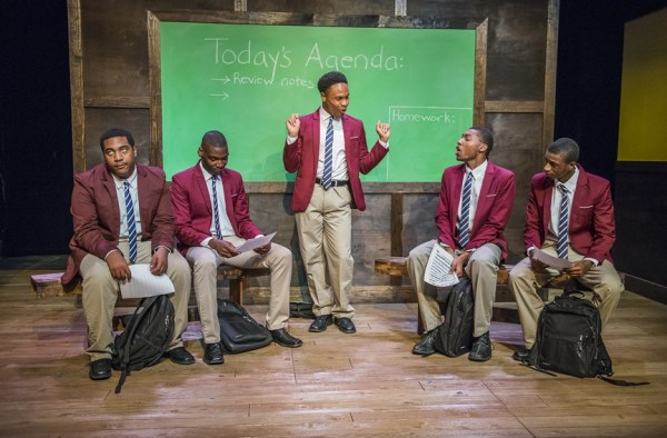 """Review: Richmond Triangle Players' """"Choir Boy"""" 