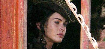 First Look: Megan Fox in Costume for DC Comics' Jonah Hex