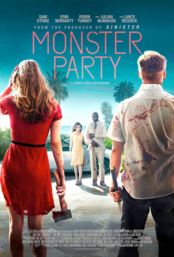 Monster Party Movie