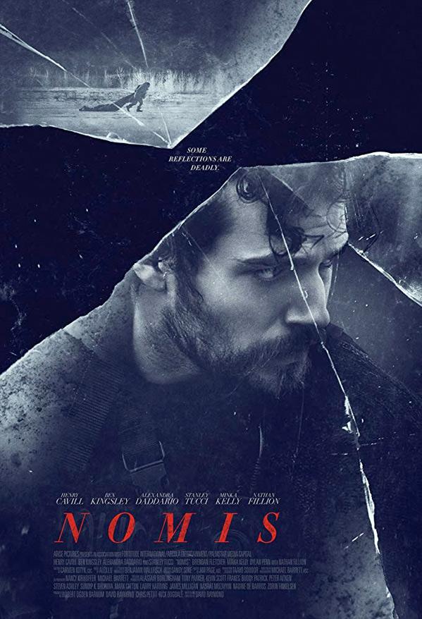 Night Hunter / Nomis Poster