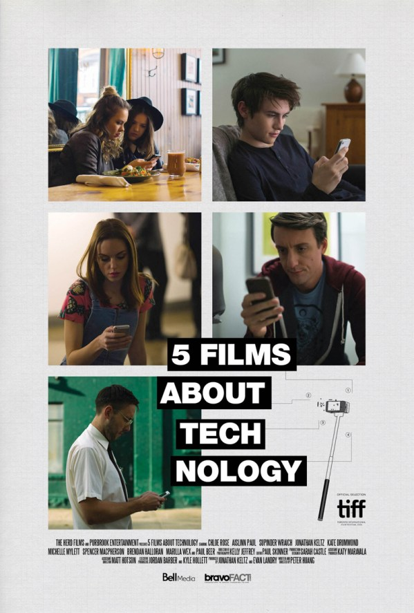 5 Films About Technology Poster
