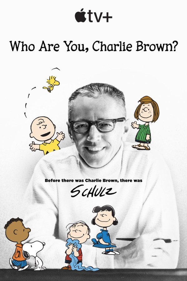 Who Are You, Charlie Brown? Poster