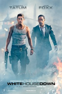 Poster for 2013 action film White House Down
