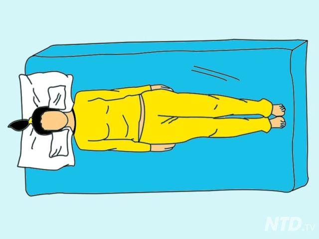 postur tidur jika sakit, cara tidur ketika sakit, petua tidur masa sakit, tip postur tidur semasa sakit,
