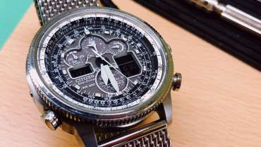 Why We Don't Offer a Battery Replacement on a Citizen Eco-Drive