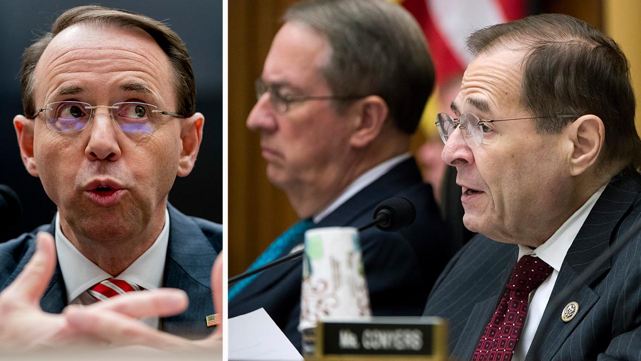 Image result for photos of rod rosenstein