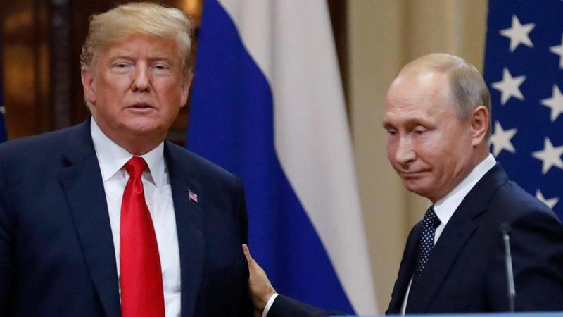 Report: Putin pitched arms control to Trump at summit