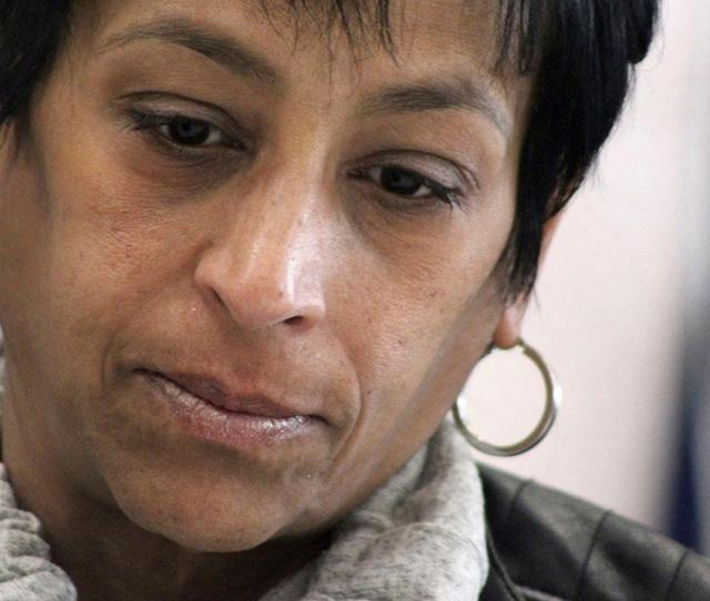 Mother Of Ms  Victim Killed At Daughters Memorial Site