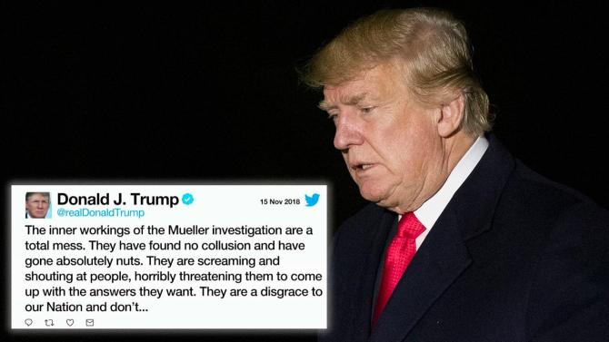 Image result for trump after mess collusion
