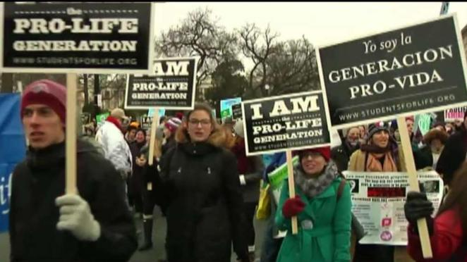 New poll numbers reveal a nation divided over abortion