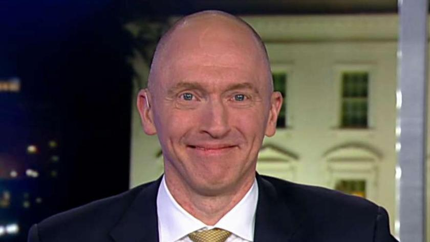 Carter Page: I'm getting ready for some of the biggest legal battles in US history