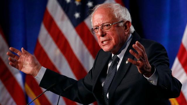 Bernie Sanders criticizes media for attacks on Medicare plan