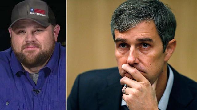 Columbine High gun massacre survivor calls Beto O'Rourke's gun ban proposal 'insulting and dangerous'