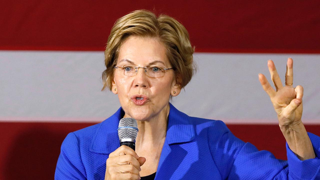 Kudlow: Warren's Health Plan Would Prove 'Catastrophic'