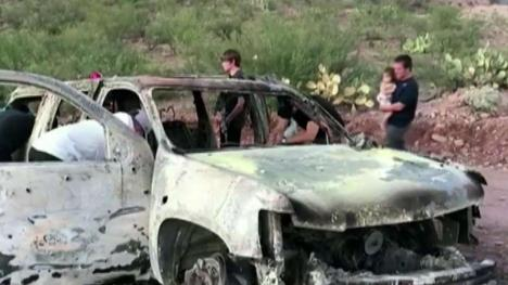 Members of family massacred in Mexico had been previously victimized by cartel violence
