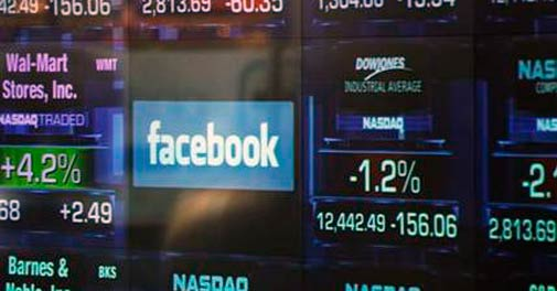 Facebook stock continues post-IPO slide