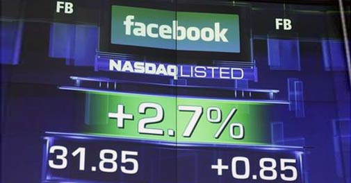 FB stock climbs, company faces lawsuits
