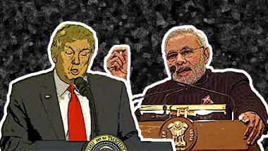 Press Conference, Narendra Modi, Donald Trump