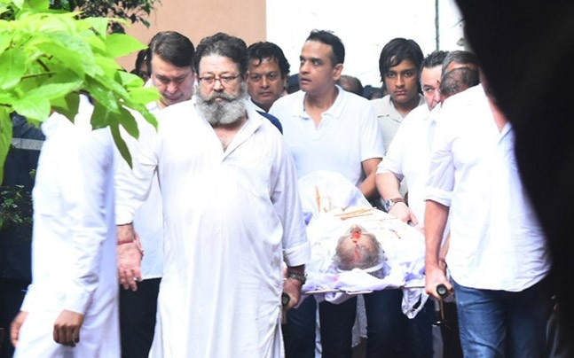 Image result for shashi kapoor funeral