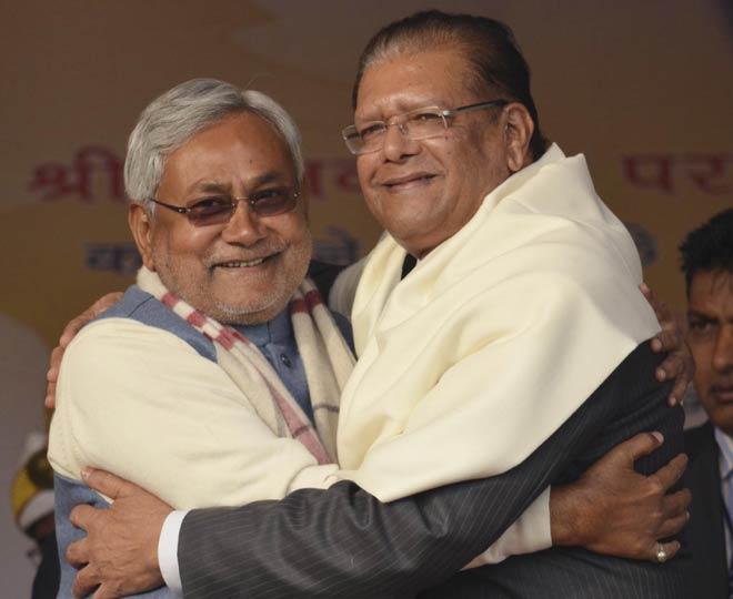 The President of Mauritius praised Bihar Chief Minister Nitish Kumar
