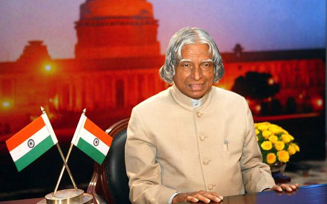 APJ Abdul Kalam Short Biography: Dr. Kalam at RashtrapatiBhawan