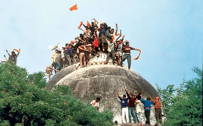 Image result for babri masjid