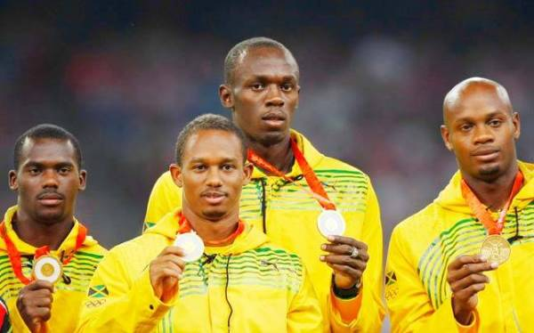 Usain Bolt loses 2008 Olympic relay gold in teammate's ...